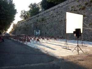 Read more about the article Cinema all'aperto