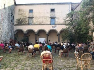 Read more about the article Scrittori in borgo