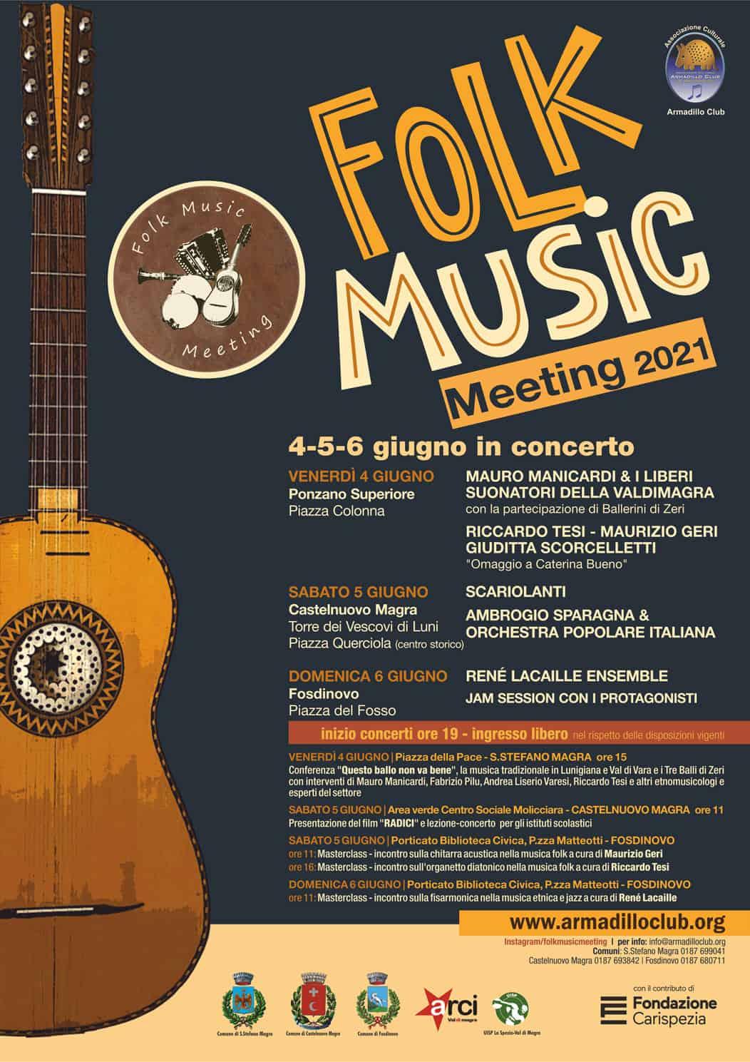Folk Music Meeting