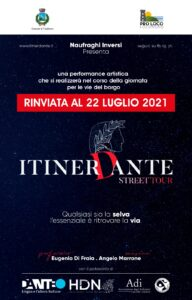 Read more about the article ItinerDante Street Tour